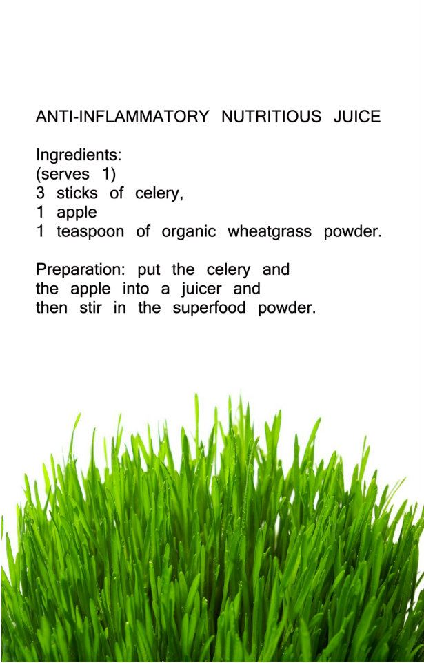 Recepies Wheatgrass 12