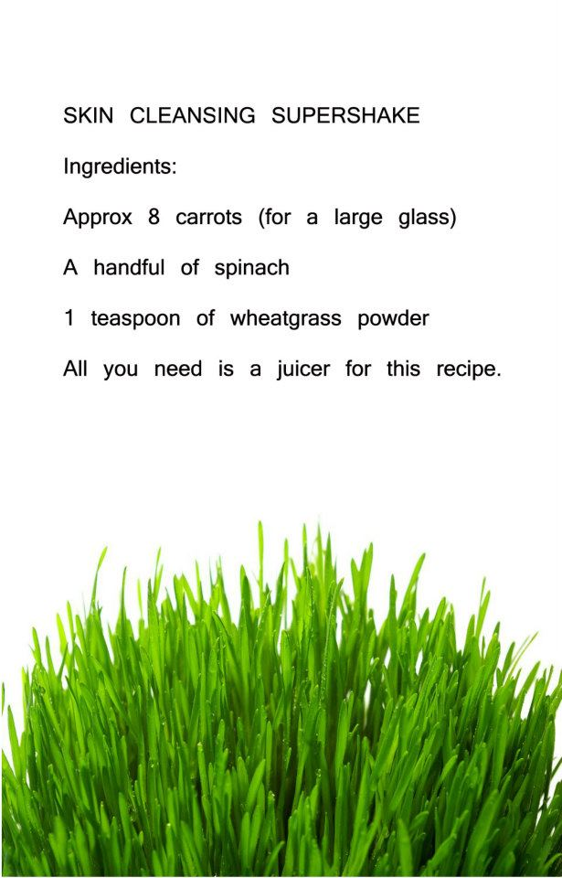 Recepies Wheatgrass 08